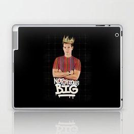 Notorious BIG Laptop & iPad Skin