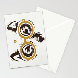 ∞ Homo Homini Lupus • AMEN ∞ Stationery Cards