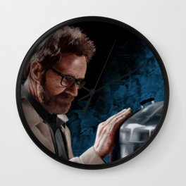 My baby blue (Breaking Bad) Wall Clock