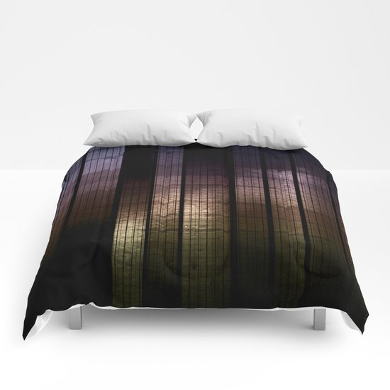 metal world Comforters