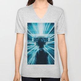 Virtual Twins Unisex V-Neck