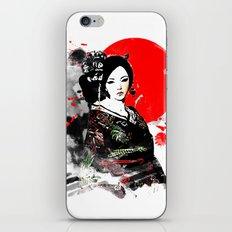 Kyoto Geisha Japan iPhone & iPod Skin