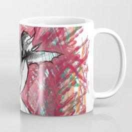 A Demon Dances Coffee Mug