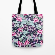 Floral Pattern 1 Tote Bag