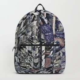 Ornate riddles indicated obsolescence limitations. Backpack