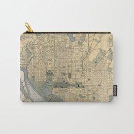 Washington D.C. 1893 Carry-All Pouch