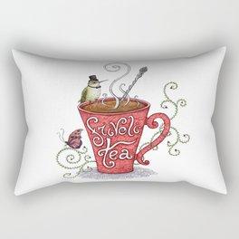 Frivoli-Tea Rectangular Pillow