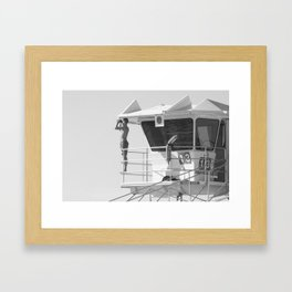 Tower 13 Framed Art Print