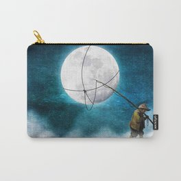 Moonwalk Carry-All Pouch