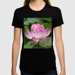 Pink Lotus Bloom T-shirt