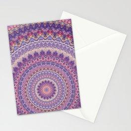 Mandala 489 Stationery Cards