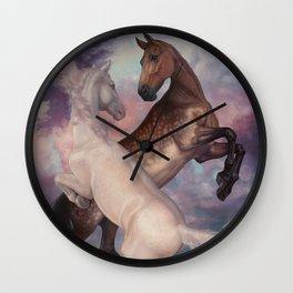The memory Wall Clock