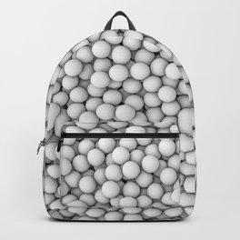 Golf balls Backpack