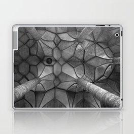 Looking Up - Mondesee Abbey, Salzburg Laptop & iPad Skin