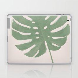 Monstera Leaf Laptop & iPad Skin