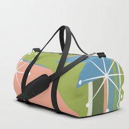 Vintage Retro 03 Duffle Bag