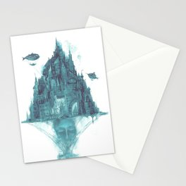 Castle Stationery Cards