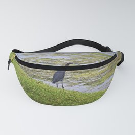 Only Blue Fanny Pack