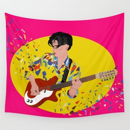 Tunes Wall Tapestry