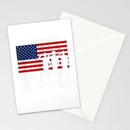 Military Family Gift Proud Grandson of a Korean War Veteran T Shirt Stationery Cards
