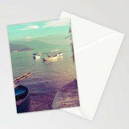 Lake Ohrid, Macedonia Stationery Cards