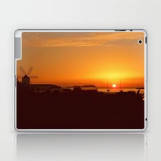 Ibiza Sunset. Laptop & iPad Skin