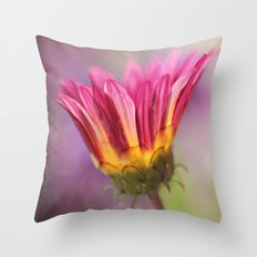 Fresh Bloom Throw Pillow