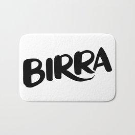 Birra Bath Mat