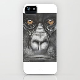 Guardian of the Jungle iPhone Case