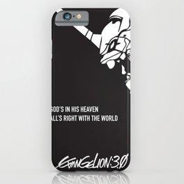Evangelion Phone Cover iPhone Case