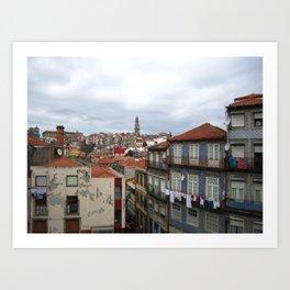 Porto Art Print