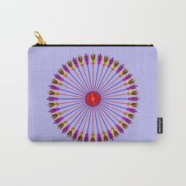 Arrows Design Carry-All Pouch