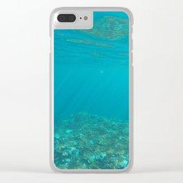 Underwater LHI Clear iPhone Case