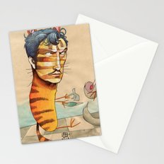 EASY, TIGER Stationery Cards