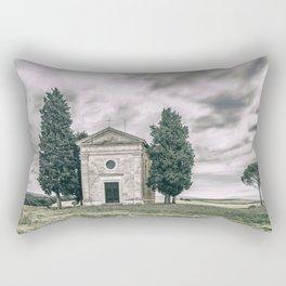 Cappella della Madonna di Vitaleta Rectangular Pillow