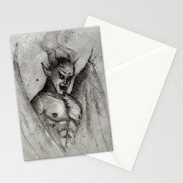 Devil Stationery Cards