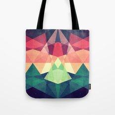 Looking at stars Tote Bag