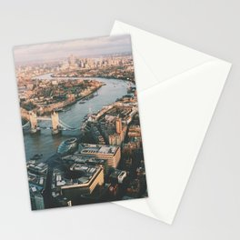 Top of the Shard Stationery Cards