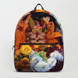 Flowers in Summer Day Backpack