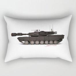 Photographer Tank Rectangular Pillow