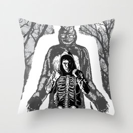 Darko Throw Pillow