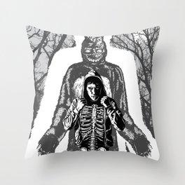 Darko Throw Pillow