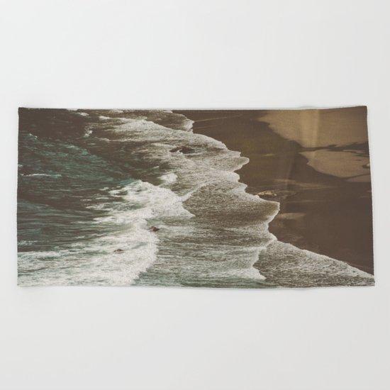 Oregon Shoregon Beach Towel