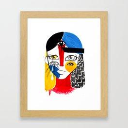 Multiplicidade 2 Framed Art Print
