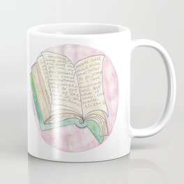 Read On Coffee Mug
