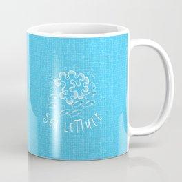Sea Lettuce Coffee Mug