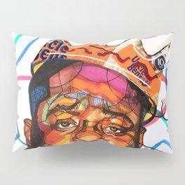 Biggie Pillow Sham