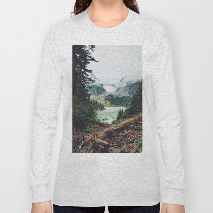 Landscape photography I Long Sleeve T-shirt