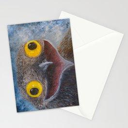 Common Potoo (Nyctibius griseus) Stationery Cards