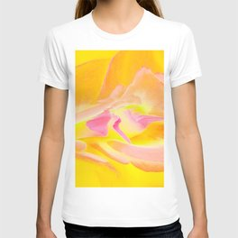 Rose 1207 - Yellow T-shirt